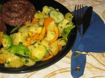 Апетитна салата