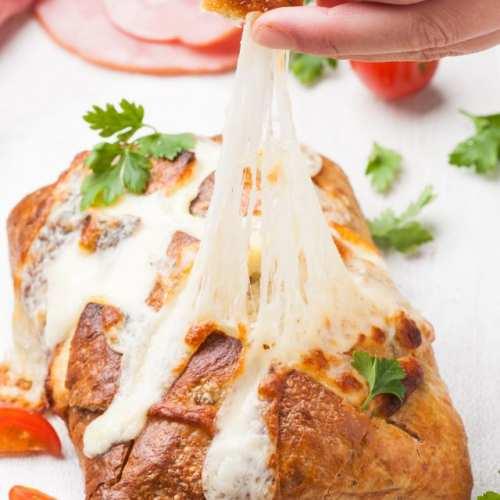 Пълнен хляб по италиански