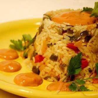 Пъстър ориз