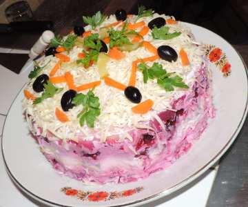 Солена торта Пепи