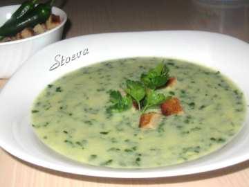Супа от магданоз
