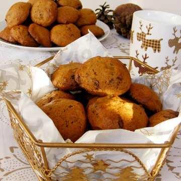 Тиквени сладки с шоколад