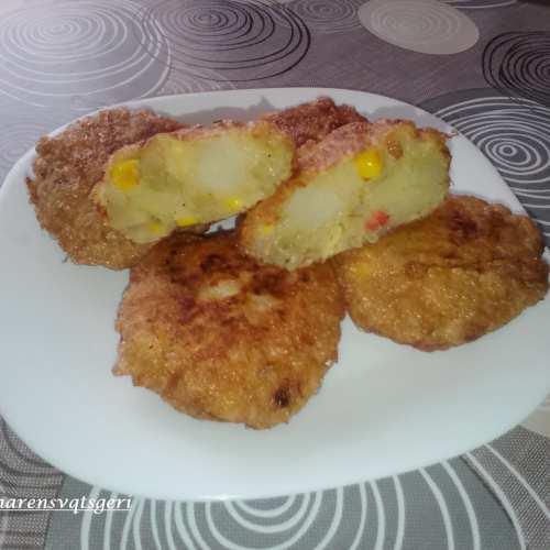 Зеленчукови кюфтета от Гергана Цветанова